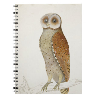 How now Bay Owl? Spiral Notebook