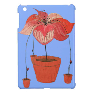 How Potted Plants Reproduce Case For The iPad Mini