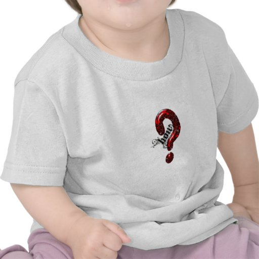 How Question Mark Lizard style Shirts
