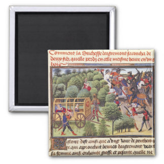 How the Duchess of Aigremont gave birth Magnet