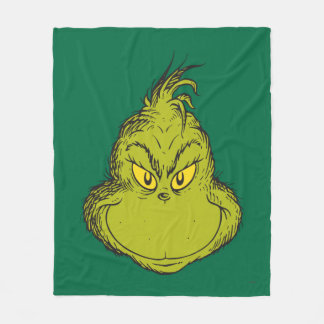 How the Grinch Stole Christmas | Classic Grinch Fleece Blanket