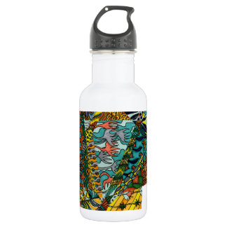 How to be your own best friend 532 ml water bottle