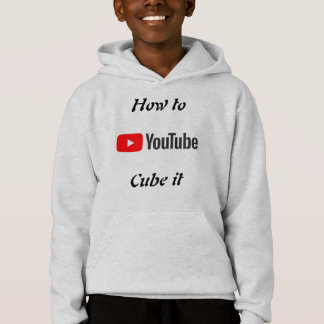 How to Cube hoodie