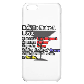 How To Make a Boss iPhone 5C Case