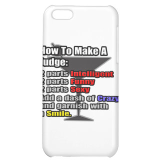 How To Make a Judge iPhone 5C Case