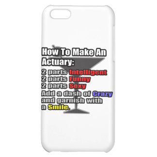 How To Make an Actuary iPhone 5C Cover