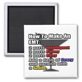 How To Make an EMT Magnet