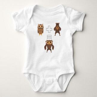 How to make an Owlbear Baby Bodysuit