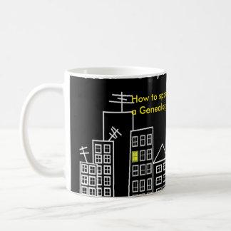 How To Spot A Genealogist mug