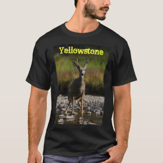 How Yellowstone really got it's name T-Shirt