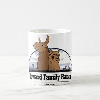 Howard Family Ranch Basic White Mug