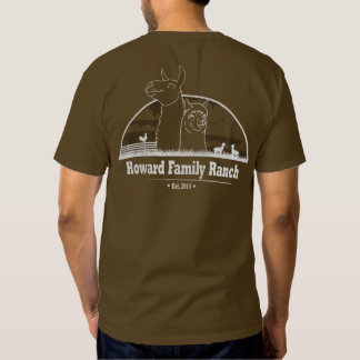 Howard Family Ranch - Dark T Shirt