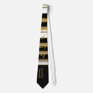 Howard Lopez Piano Keyboard Tie