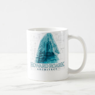 Howard Roark Architect Mug