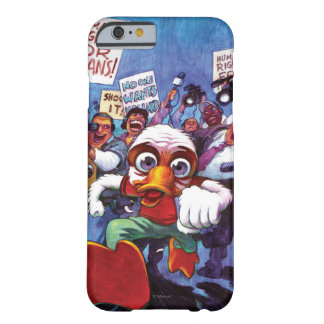 Howard Running From Protesters Barely There iPhone 6 Case