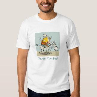 Howdy Cow-Boy! Tee Shirt