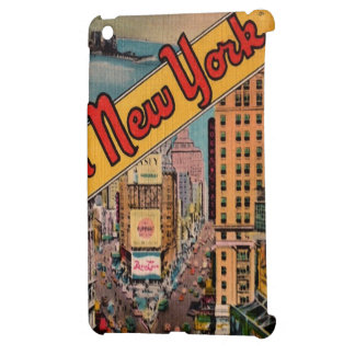 Howdy from New York Case For The iPad Mini