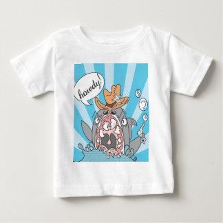 Howdy Shark Shirt