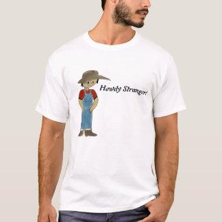 Howdy Stranger!-Cowboy shirt
