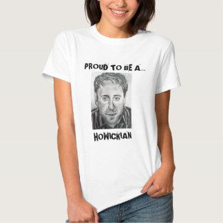 Howickian Fan tee shirt