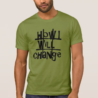 #HowIWillChange tee by DAL