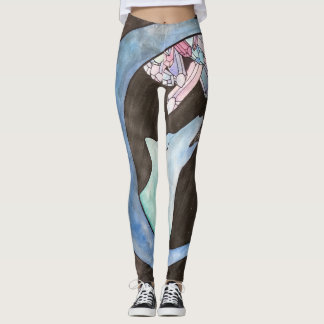 Howl at The Moon leggings
