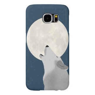 Howl At The Moon Samsung Galaxy S6, Case