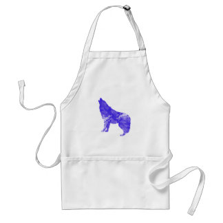 Howl at the Moon Standard Apron