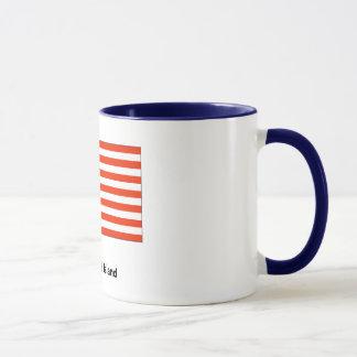 Howland Island Mug