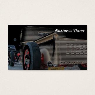 Howlin' Hot Rod Business Card