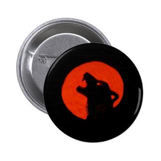 Howling Good 6 Cm Round Badge