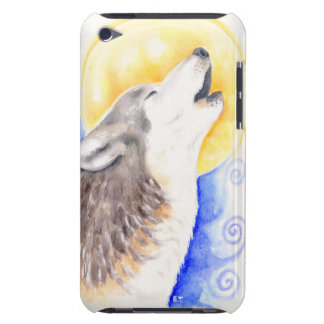 Howling Wolf iPod Touch Cases