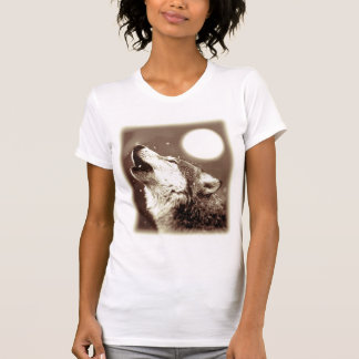 Howling Wolf Tees