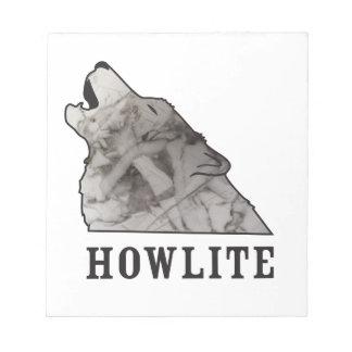 howlite.ai notepad
