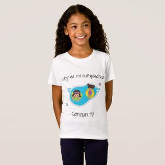 Hoy es mi cumpleaños---Cancun '17 T-Shirt