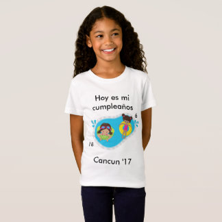 Hoy es mi cumpleaños T-Shirt