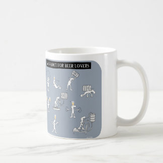 "HP2069 ""Harold's Planet"" workout beer lovers Mug"