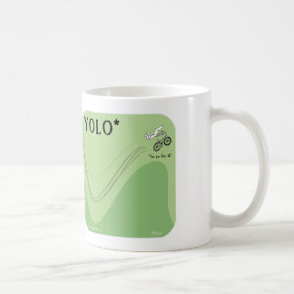 "HP5004 ""Harold's Planet"" YOLO go for it Coffee Mug"