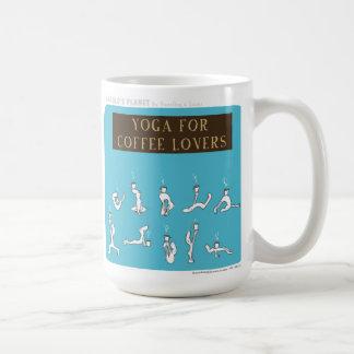 HP5089 Harold s Planet Yoga Coffee Coffee Mug