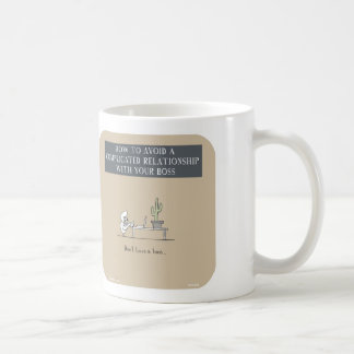 """HP5146, """"Harold's Planet"""", avoid, complicated, rel Basic White Mug"""