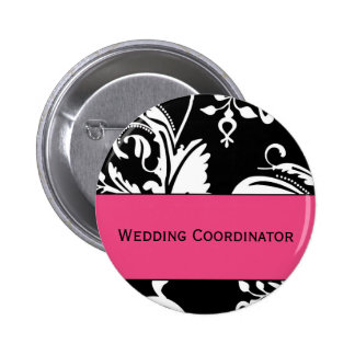 HP&B Wedding Coordinator Button