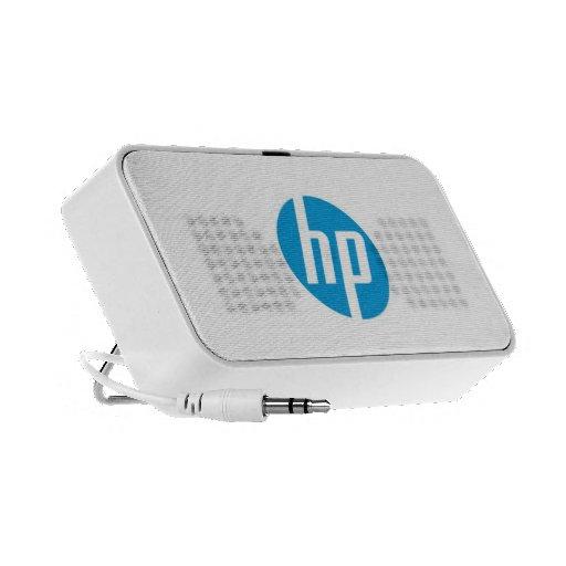 HP Logo Speakers