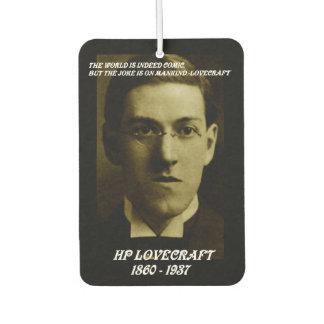 HP LOVECRAFT R.I.P. CAR AIR FRESHENER