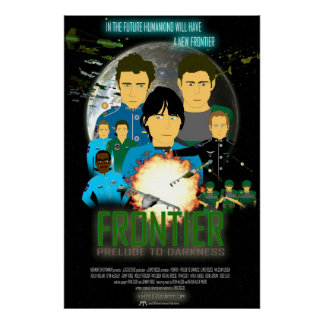 HQ Frontier Prelude To Darkness Movie Poster