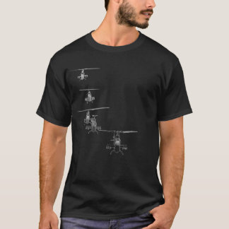 hq-sp helicopters T-Shirt