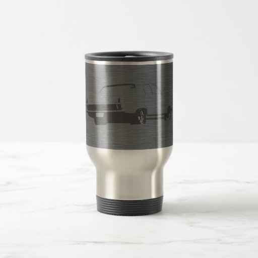 HR Holden Stainless Steel Mug