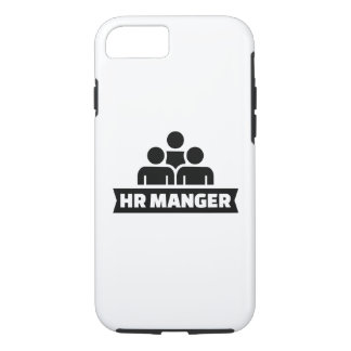 HR Manager iPhone 7 Case