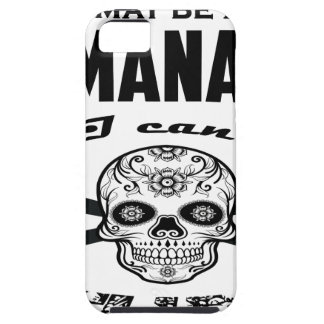 HR manager skull gifts iPhone 5 Covers