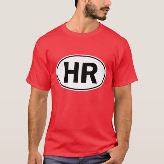HR Oval Identity Sign T-Shirt