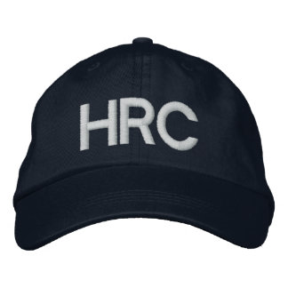 HRC - Hillary Rodham Clinton 2016 Embroidered Hats